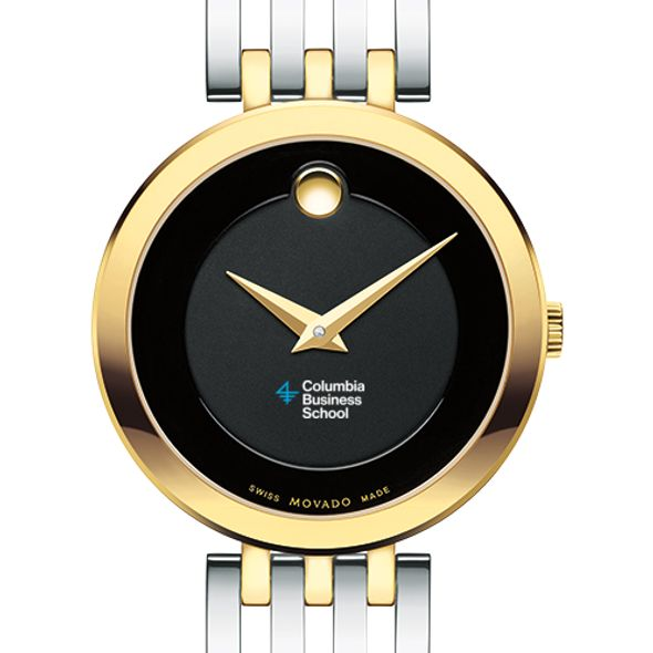 Columbia Business Women's Movado Esparanza Two-Tone Museum with Bracelet - Image 1