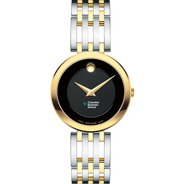 Columbia Business Women's Movado Esparanza Two-Tone Museum with Bracelet - Image 2