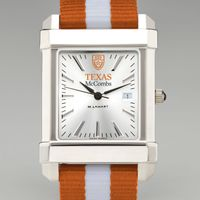 Texas McCombs Collegiate Watch with NATO Strap for Men