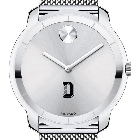 Davidson College Men's Movado Stainless Bold 44