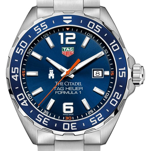 Citadel Men's TAG Heuer Formula 1 with Blue Dial & Bezel - Image 1