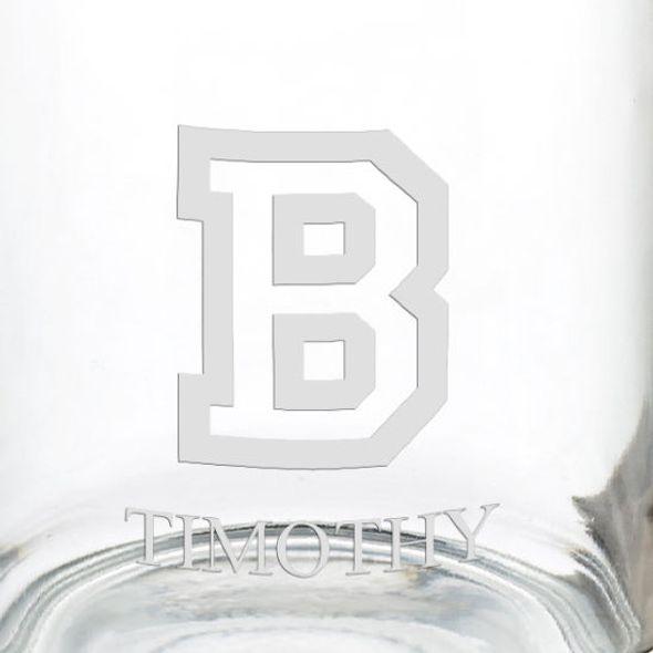 Bucknell University 13 oz Glass Coffee Mug - Image 3