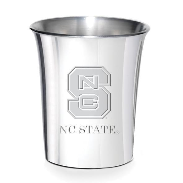 NC State Pewter Jigger