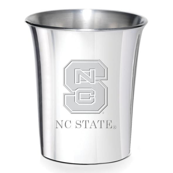 NC State Pewter Jigger - Image 2