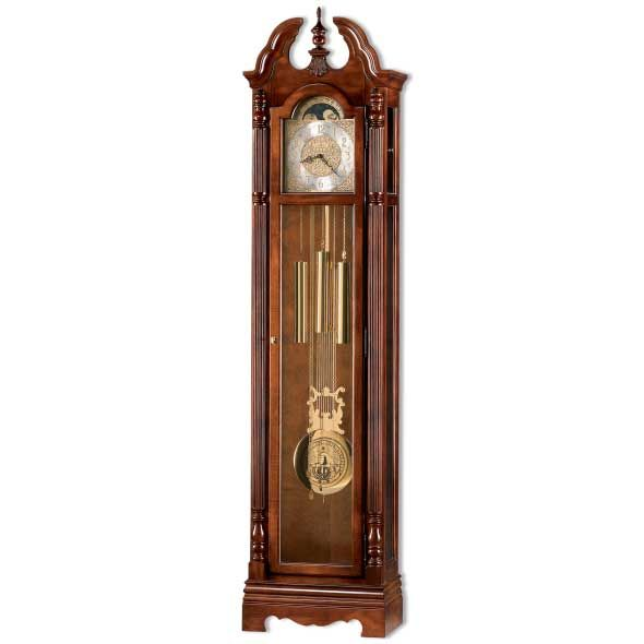 Davidson College Howard Miller Grandfather Clock - Image 1