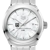 University of Missouri TAG Heuer LINK for Women