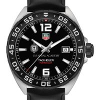 Naval Academy Men's TAG Heuer Formula 1 with Black Dial