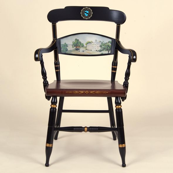 Hand-painted University of North Carolina Campus Chair by Hitchcock