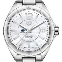 Penn State University Women's TAG Heuer Formula 1 with MOP Dial