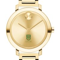 Tuck School of Business Women's Movado Gold Bold 34