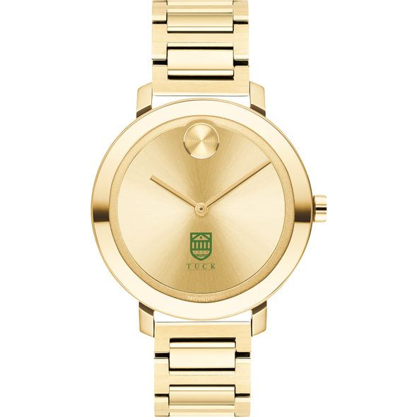 Tuck School of Business Women's Movado Gold Bold 34 - Image 2