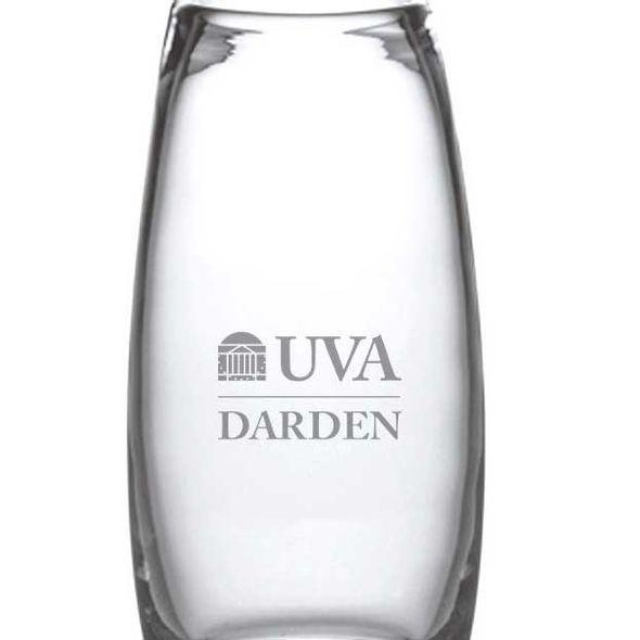 UVA Darden Glass Addison Vase by Simon Pearce - Image 2