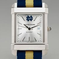 University of Notre Dame Collegiate Watch with NATO Strap for Men