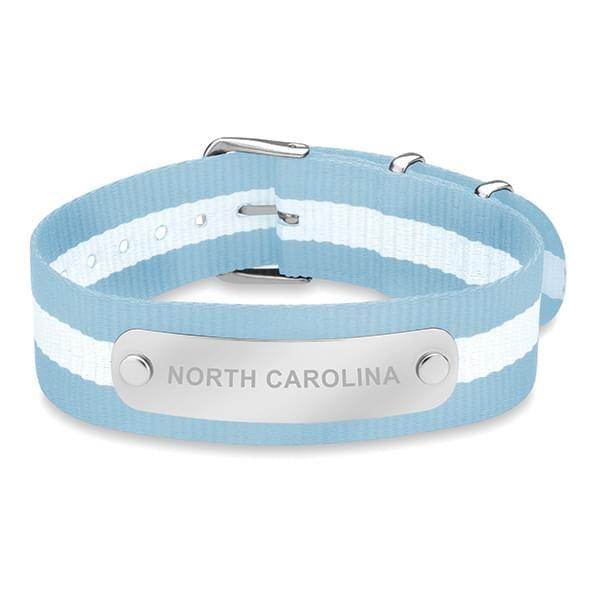 North Carolina NATO ID Bracelet