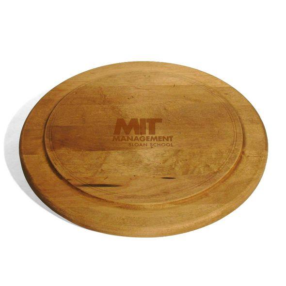 MIT Sloan Round Bread Server - Image 1