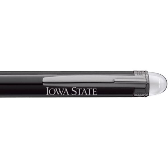 Iowa State University Montblanc StarWalker Ballpoint Pen in Ruthenium - Image 2