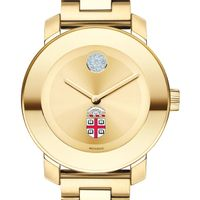 Brown University Women's Movado Gold Bold