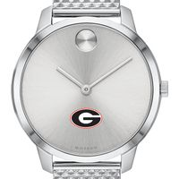 University of Georgia Women's Movado Stainless Bold 35