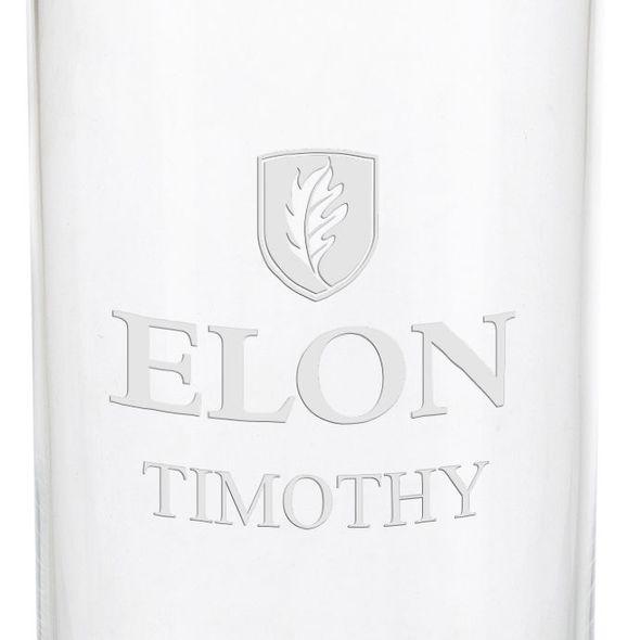 Elon Iced Beverage Glasses - Set of 4 - Image 3