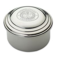 Northeastern Pewter Keepsake Box