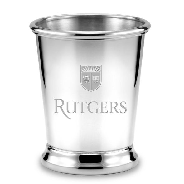 Rutgers University Pewter Julep Cup