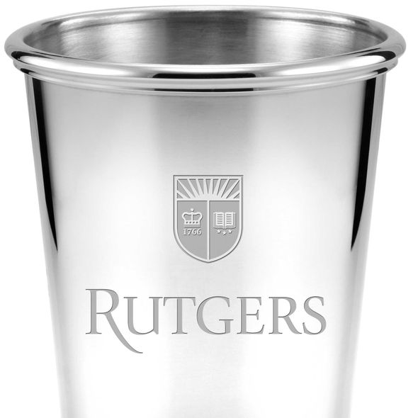 Rutgers University Pewter Julep Cup - Image 2
