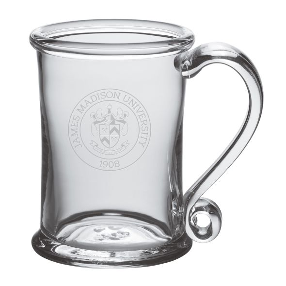 James Madison Glass Tankard by Simon Pearce