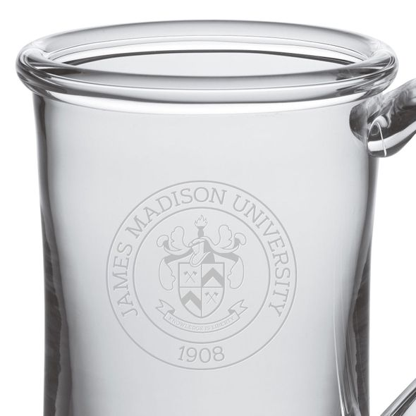 James Madison Glass Tankard by Simon Pearce - Image 2