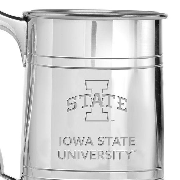 Iowa State University Pewter Stein - Image 2