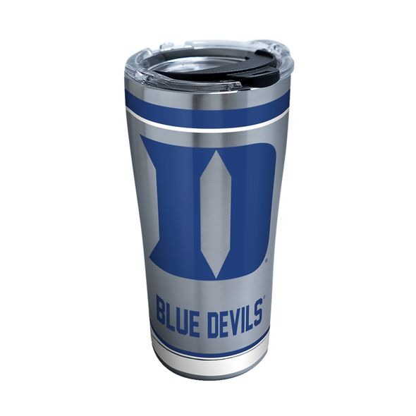 Duke 20 oz. Stainless Steel Tervis Tumblers with Hammer Lids - Set of 2
