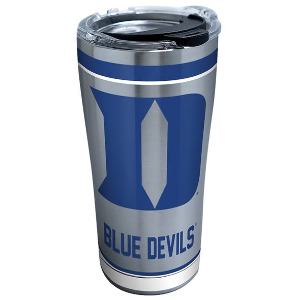 Duke 20 oz. Stainless Steel Tervis Tumblers with Hammer Lids - Set of 2 - Image 2