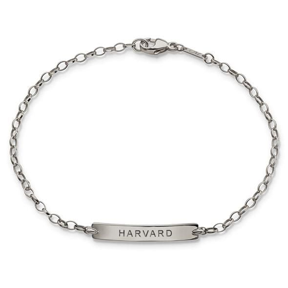 Harvard Monica Rich Kosann Petite Poesy Bracelet in Silver