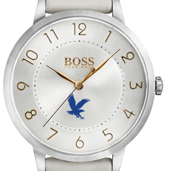Embry-Riddle Women's BOSS White Leather from M.LaHart - Image 1