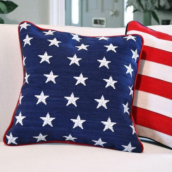Old Glory Pillows