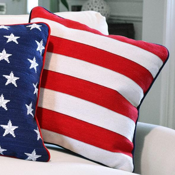 Old Glory Pillows - Image 2