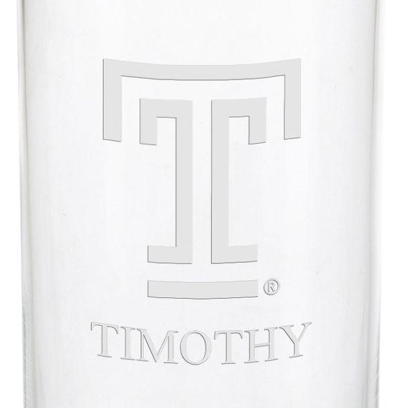 Temple Iced Beverage Glasses - Set of 2 - Image 3