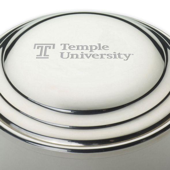 Temple Pewter Keepsake Box - Image 2