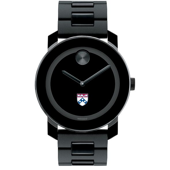 University of Pennsylvania Men's Movado BOLD with Bracelet - Image 2