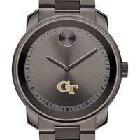 Georgia Tech Men's Movado BOLD Gunmetal Grey