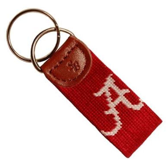 Alabama Cotton Key Fob