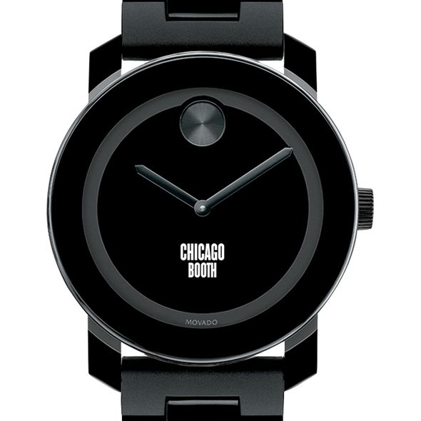 Chicago Booth Men's Movado BOLD with Bracelet - Image 1