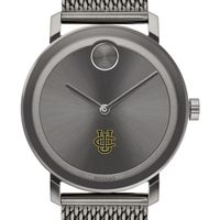 University of California, Irvine Men's Movado BOLD Gunmetal Grey with Mesh Bracelet