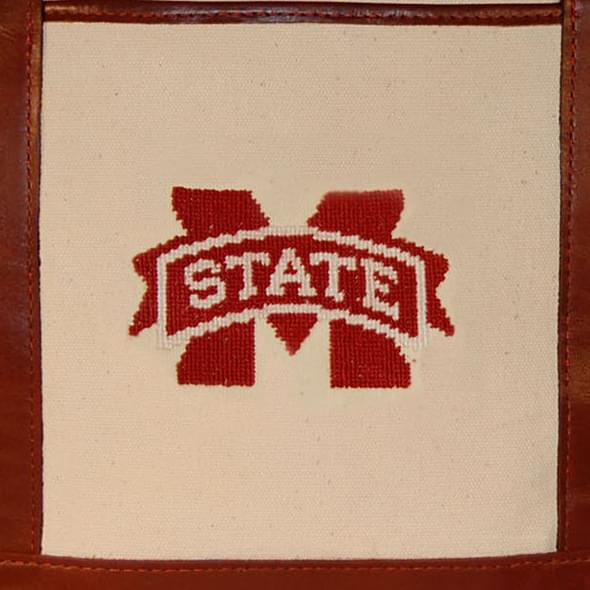 Mississippi State Needlepoint Tote - Image 3