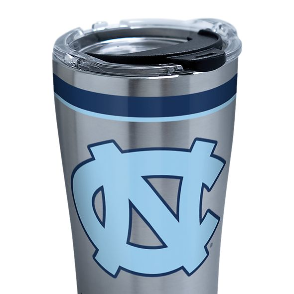 UNC 20 oz. Stainless Steel Tervis Tumblers with Hammer Lids - Set of 2 - Image 2
