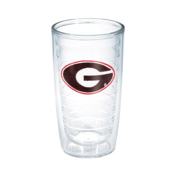 Georgia 16 oz. Tervis Tumblers - Set of 4