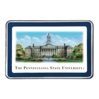 Penn State Eglomise Paperweight