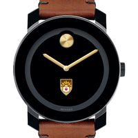 Lehigh Men's Movado BOLD with Brown Leather Strap