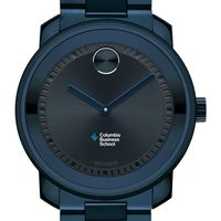Columbia Business School Men's Movado BOLD Blue Ion with Bracelet