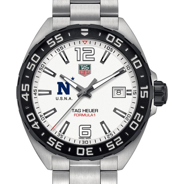 US Naval Academy Men's TAG Heuer Formula 1