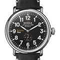 Berkeley Haas Shinola Watch, The Runwell 47mm Black Dial - Image 1